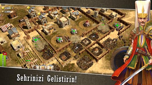 Osmanlı Savaşları Ekran Görüntüleri - 3