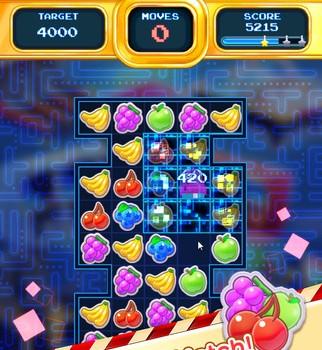 PAC-MAN Puzzle Tour Ekran Görüntüleri - 4
