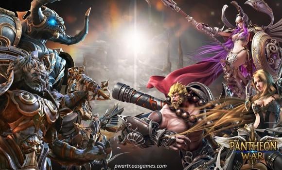 Pantheon War: Pandora'nın Kutusu Ekran Görüntüleri - 1