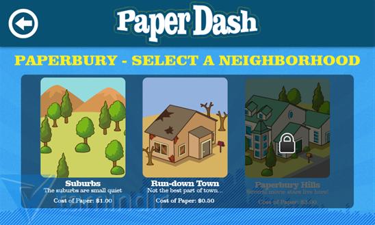 Paper Dash Ekran Görüntüleri - 2
