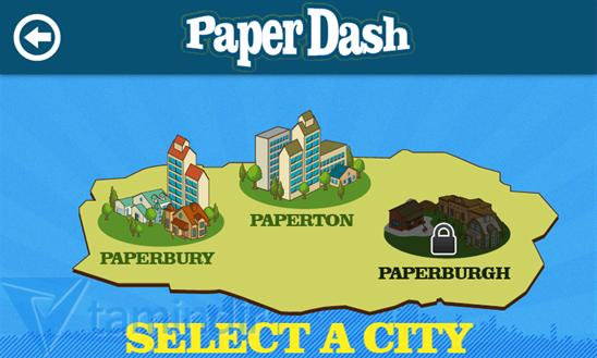 Paper Dash Ekran Görüntüleri - 1