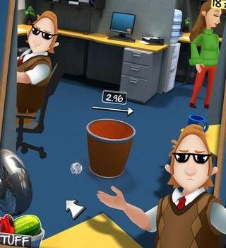 Paper Toss 2.0 Ekran Görüntüleri - 4
