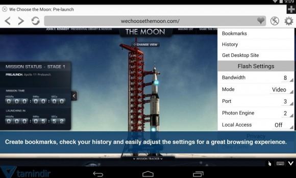 Photon Flash Player Ekran Görüntüleri - 4