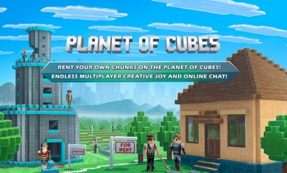 Planet of Cubes: Multi Craft Ekran Görüntüleri - 5