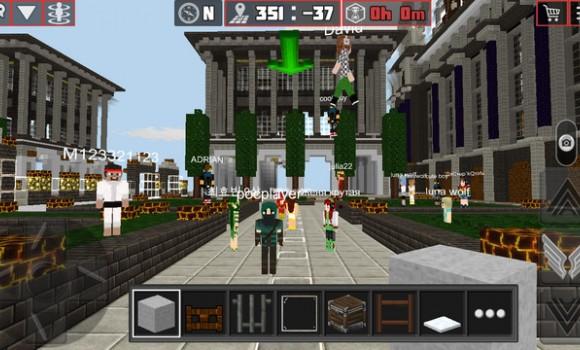 Planet of Cubes: Multi Craft Ekran Görüntüleri - 4