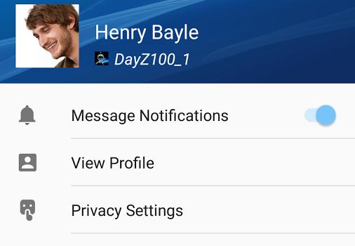 PlayStation Messages Ekran Görüntüleri - 1