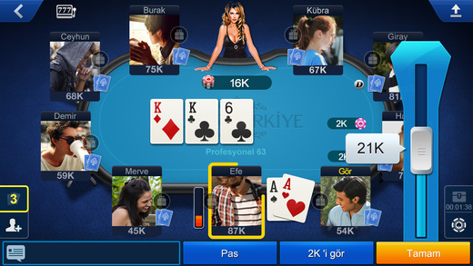 Poker Türkiye Ekran Görüntüleri - 4