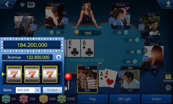 Poker Türkiye Ekran Görüntüleri - 3