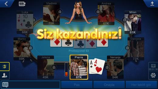 Poker Türkiye Ekran Görüntüleri - 1