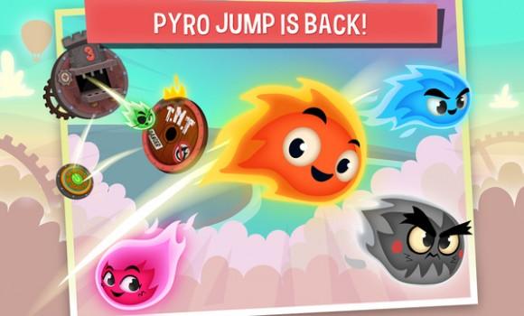 Pyro Jump Rescue Ekran Görüntüleri - 1
