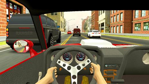 Racing in City Ekran Görüntüleri - 4
