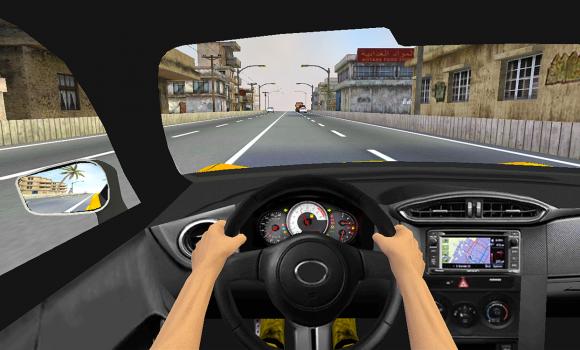 Racing in City Ekran Görüntüleri - 3