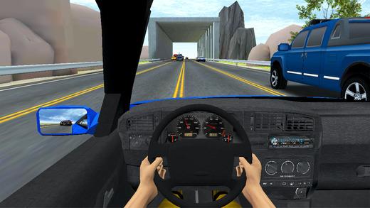 Racing in City Ekran Görüntüleri - 2