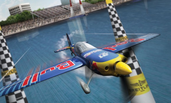 Red Bull Air Race Game Ekran Görüntüleri - 1