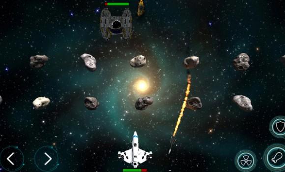 SD: Space Wars Ekran Görüntüleri - 2