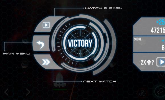 SD: Space Wars Ekran Görüntüleri - 1