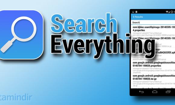 Search Everything Ekran Görüntüleri - 6