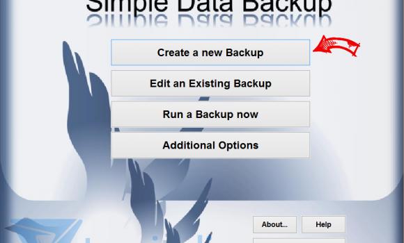 Simple Data Backup Ekran Görüntüleri - 4