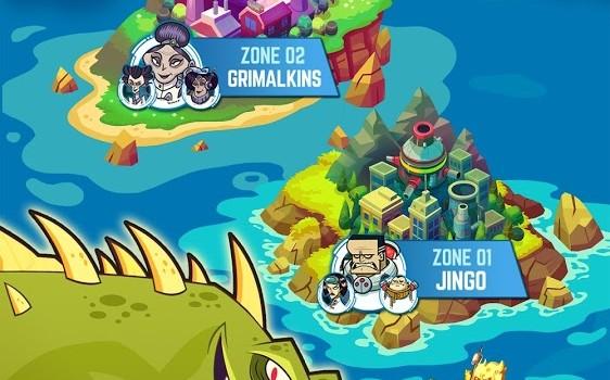SMASH Monsters Ekran Görüntüleri - 3