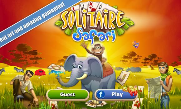 Solitaire Safari Ekran Görüntüleri - 5