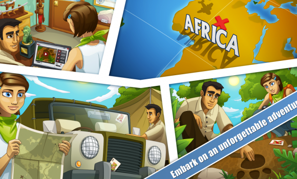 Solitaire Safari Ekran Görüntüleri - 1