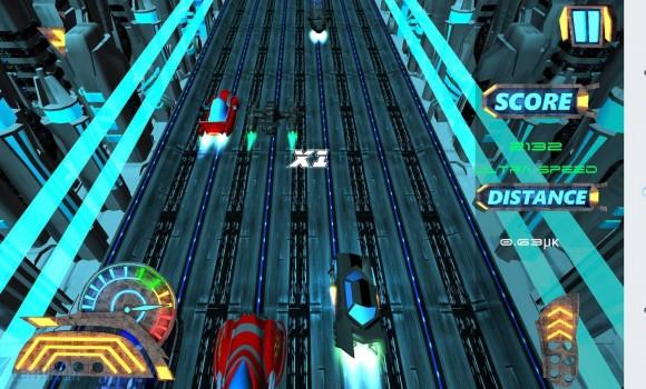 Space Traffic Racer Ekran Görüntüleri - 5