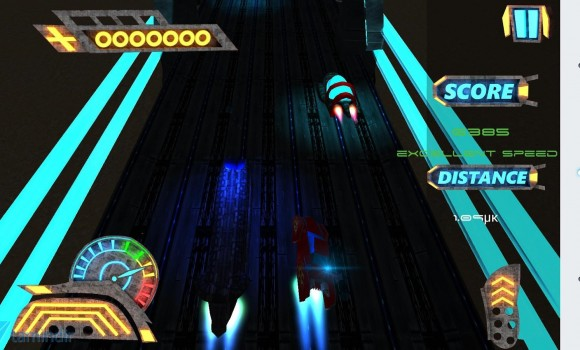Space Traffic Racer Ekran Görüntüleri - 2