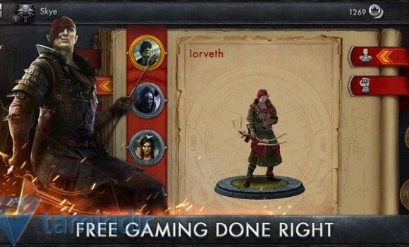 The Witcher Battle Arena Ekran Görüntüleri - 3