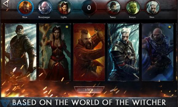 The Witcher Battle Arena Ekran Görüntüleri - 2