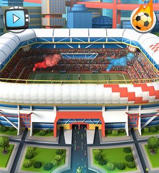 Tip Tap Soccer Ekran Görüntüleri - 1
