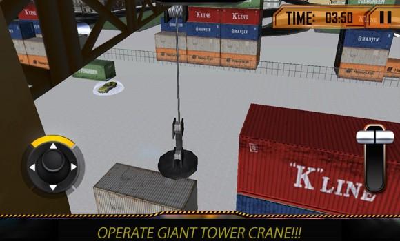 Tower Crane Operator Simulator Ekran Görüntüleri - 4
