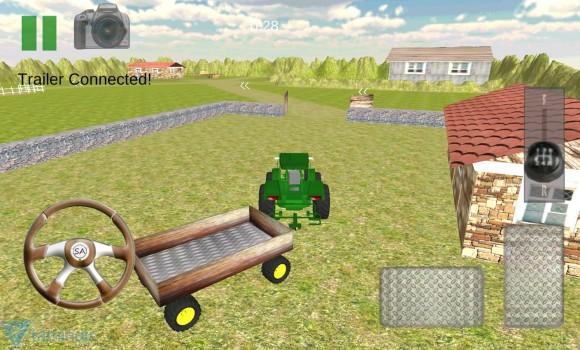 Transport Cargo Farm Tractor Ekran Görüntüleri - 8