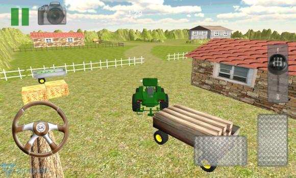 Transport Cargo Farm Tractor Ekran Görüntüleri - 7