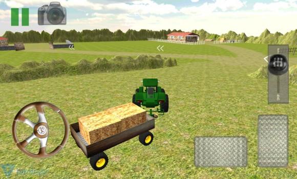 Transport Cargo Farm Tractor Ekran Görüntüleri - 4