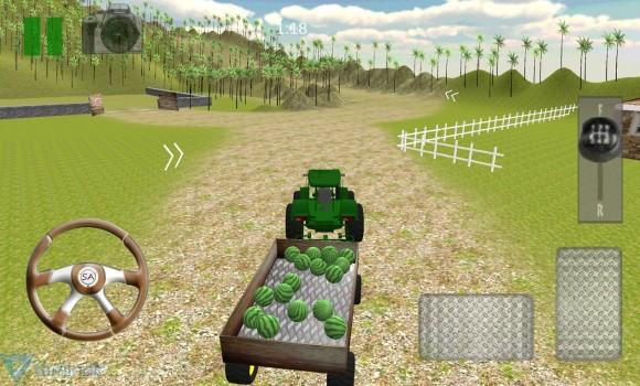 Transport Cargo Farm Tractor Ekran Görüntüleri - 2