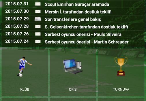 True Football 3 Ekran Görüntüleri - 5