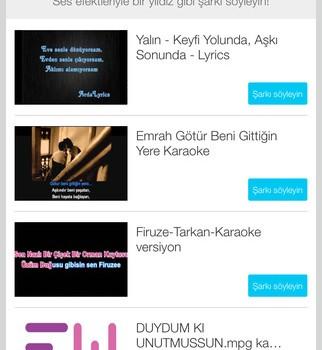 Ücretsiz Karaoke! Ekran Görüntüleri - 4
