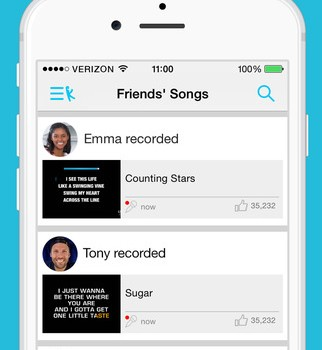 Ücretsiz Karaoke! Ekran Görüntüleri - 1
