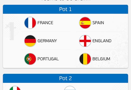 UEFA EURO 2016 Official App Ekran Görüntüleri - 4