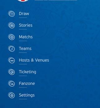 UEFA EURO 2016 Official App Ekran Görüntüleri - 1