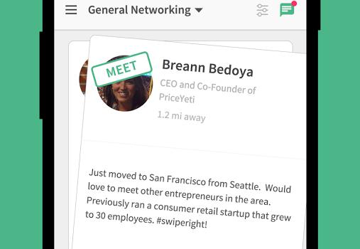 Weave Networking Ekran Görüntüleri - 3