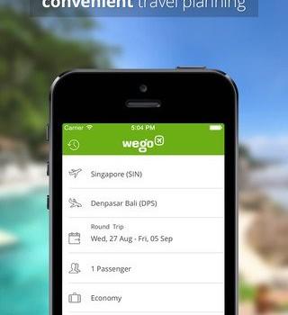 Wego Flights & Hotels Ekran Görüntüleri - 1