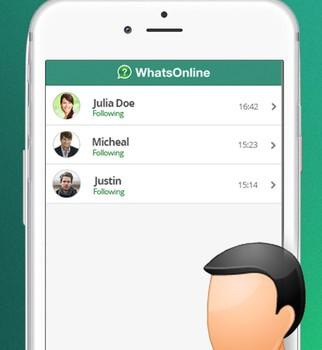 WhatsOnline Ekran Görüntüleri - 3