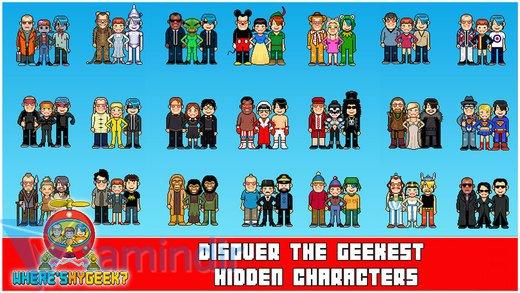 Where is My Geek? Ekran Görüntüleri - 3