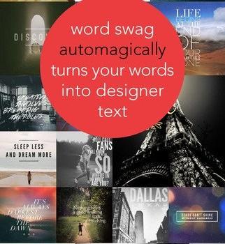 Word Swag Ekran Görüntüleri - 5