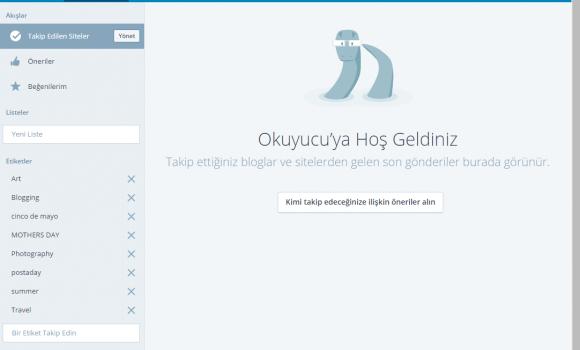 Wordpress Desktop Ekran Görüntüleri - 2