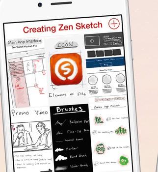 Zen Sketch Ekran Görüntüleri - 4