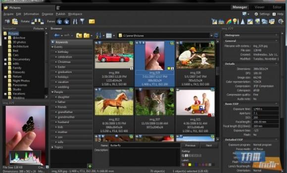 Zoner Photo Studio Free Ekran Görüntüleri - 5