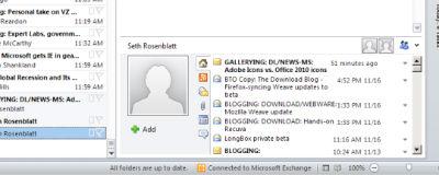 Microsoft Office 2010 Ekran Görüntüleri - 2