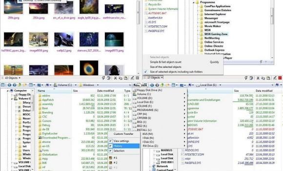 Q-Dir Ekran Görüntüleri - 3